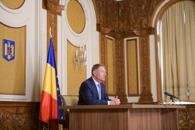 Convorbire telefonică: Klaus Iohannis cu Pedro Sánchez. Ce s-a anunțat pentru 3 aprilie 2020?