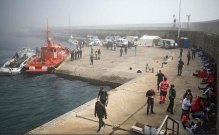 Creșterea fluxului de migranți în Spania s-ar putea transforma într-o ''situație de urgență'' (OIM)