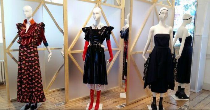 Creații românești în cadrul London Fashion Week