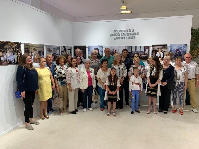 """Cuenca - Vernisajul Expoziției fotografice """"În căutarea satului străbun"""" a artistului fotograf Dragoș Andrei Bărbulescu"""