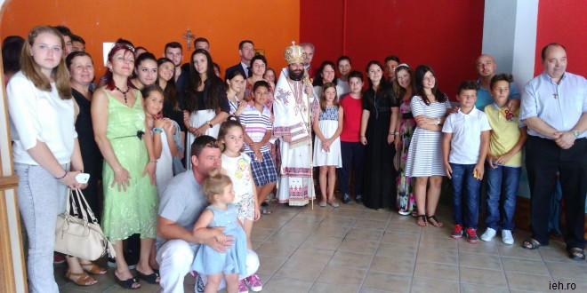 Cultură, educație și spiritualitate în taberele românești de la Protopopiatul de Sevilla - Valle de Lecrín și Centrul de Spiritualitate 'Sf Tereza', Spania