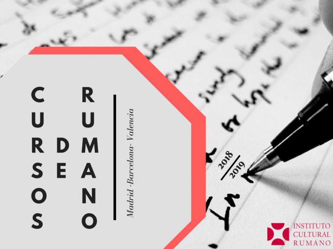 Cursuri de limba română la Madrid, Barcelona și Valencia