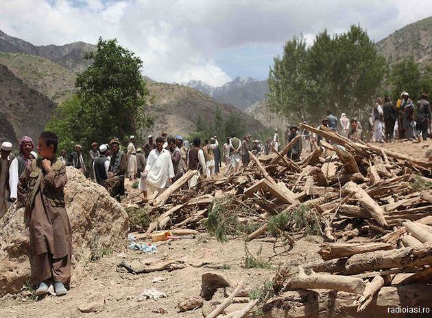Cutremur în Pakistan: Două persoane au decedat și alte câteva zeci au fost rănite
