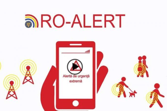 DSU: Sistemul Ro-Alert nu funcţionează asemenea unui radar meteo