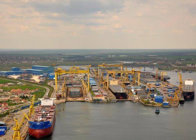 Daewoo Shipbuilding spune că negociază cu partea română pentru şantierul naval Mangalia