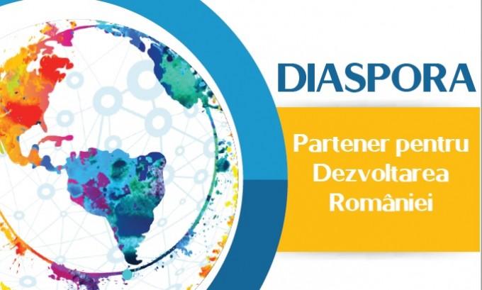 Diaspora – partener pentru dezvoltarea României