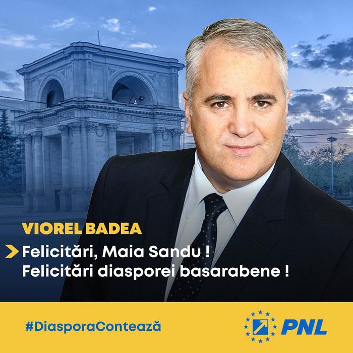 DiasporaContează Mesaj pentru Românii din Spania de la senatorul Viorel Badea președintele PNL Diaspora-2