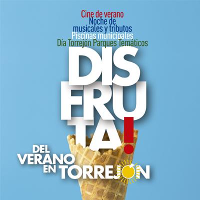 Disfruta del Verano en Torrejon 2021 Madrid