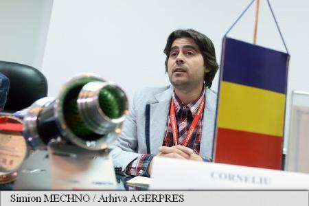 Dispozitiv de reducere a consumului de carburant, inventat de hunedoreanul Corneliu Birtok Băneasă, prezentat la Salonul de la Geneva