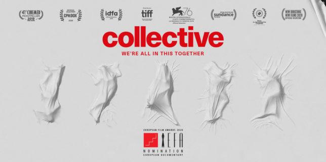 Documentarul ''colectiv'' începe campania oficială pentru Oscar