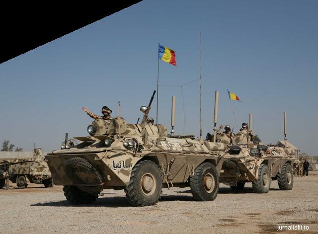 Doi militari români căzuți la datorie în Afganistan, un al treilea a fost rănit