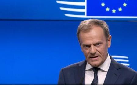 Donald Tusk le-a propus liderilor statelor UE o abordare pe etape a negocierilor cu privire la Brexit (Reuters)