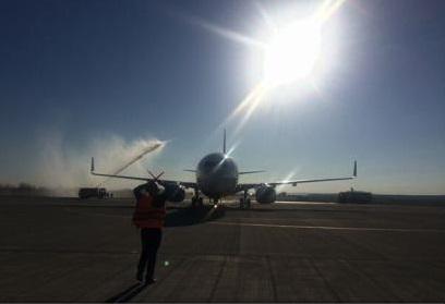 Dupa lansarea rutei Oradea-Barcelona, a fost inaugurat primul zbor pe relația Milano la Aeroportul Oradea