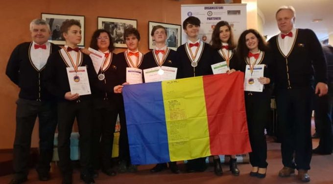 Echipa României a cucerit şapte medalii la Olimpiada Internaţională de Astronomie