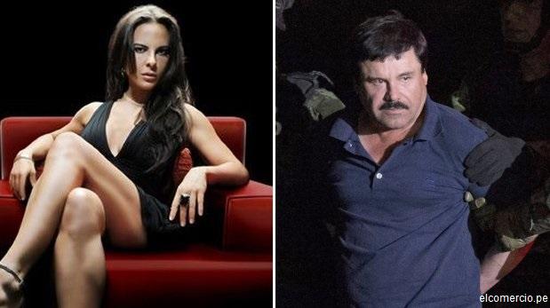 """""""El Chapo"""" a Kate del Castillo: """"Te cuidaré más que a mis ojos"""""""