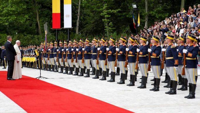 El Papa en Rumania: Es necesario desarrollar «el alma del pueblo». Rumania, «jardín de la Madre de Dios»