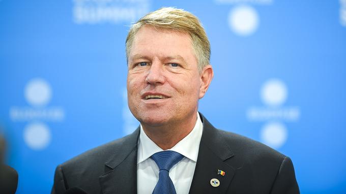 El presidente de Rumanía defiende una Europa unida, por la situación en Cataluña