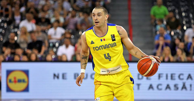 VIDEO: El rumano Andrei Mandache logra el segundo triple-doble de la historia de un Eurobasket