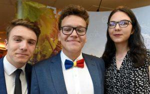 Elevii români - trei medalii la Olimpiada Internaţională de Biologie