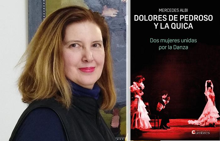 Entrevista a Mercedes Albi: Dolores de Pedroso, la hija de una princesa rumana que se enamoró del flamenco