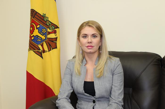 """Entrevista a Violeta Agrici, embajadora de la República de Moldavia en España: """"Nuestra labor está generando (...) el interés por Moldavia aquí, en España"""""""