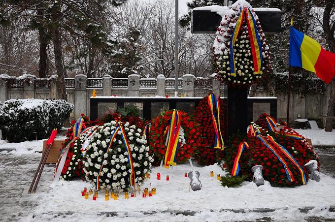 """Eroii revoluţiei din 1989 - omagiaţi: 29 de ani - """"Nu uităm!, Cinste lor!, Libertate!"""""""
