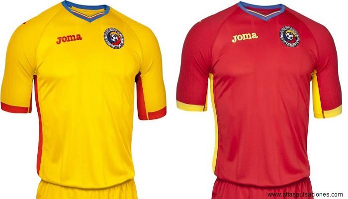 Eurocopa 2016: las camisetas de las selecciones - Rumanía