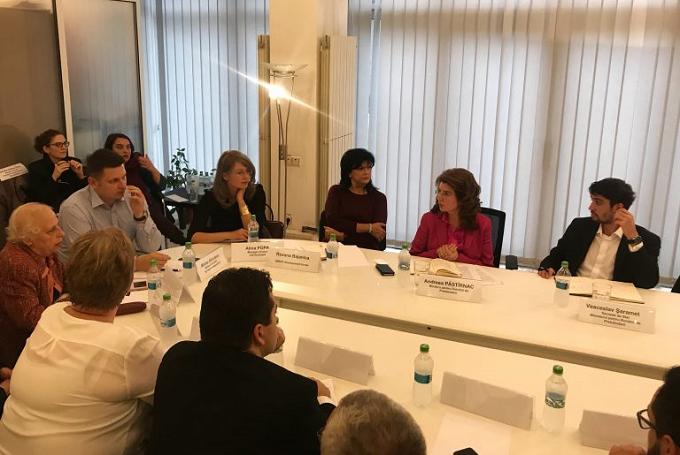 Eveniment dedicat programului Diaspora Start-Up, organizat de Ministerul pentru Românii de Pretutindeni