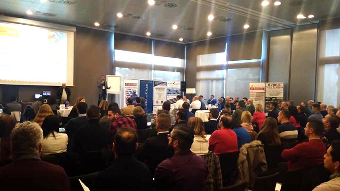 Eveniment dedicat românilor din Spania: PRIMA ÎNTÂLNIRE A CONSTRUCTORILOR ROMÂNI