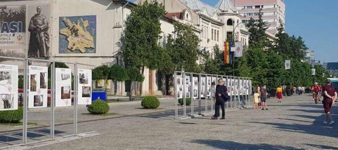 Expoziţie de fotografie, organizată pentru comemorarea a 79 de ani de la Pogromul de la Iaşi
