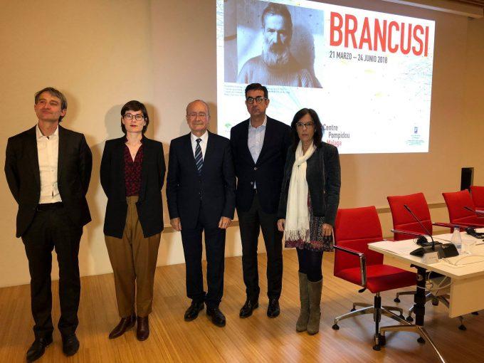 Expoziţie la Malaga dedicată lui Constantin Brâncuşi, artistul care şi-a devansat timpurile