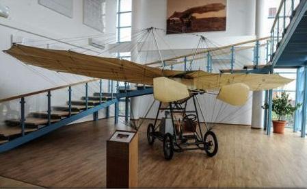 Expoziție la Bruxelles în memoria pionierului aviației mondiale Traian Vuia