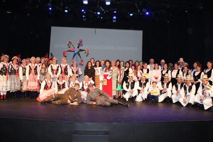 Festival multicultural european, organizat de Parohia Ortodoxă din Valdemoro, Spania