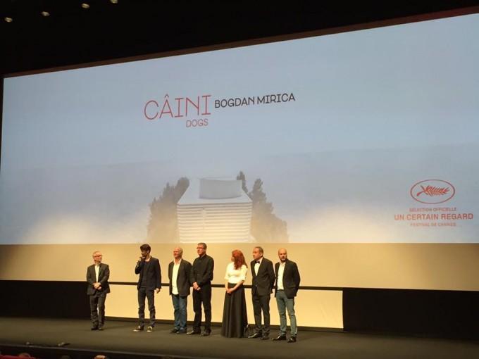 "VIDEO: Filmul ""Câini"" - nominalizat la trofeul European Discovery 2016"