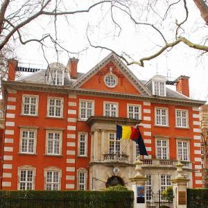 Florin Morariu, eroul din Londra, felicitat la Ambasada României din Marea Britanie