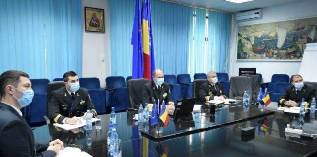 Forţele Navale Române preiau preşedinţia Forumului Comandanţilor Marinelor Militare Europene