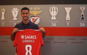 Fotbal: Brazilianul Gabriel a semnat pe cinci ani cu Benfica Lisabona