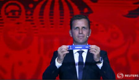 Fotbal - CM 2018: România va întâlni Danemarca, Polonia, Muntenegru, Armenia și Kazahstan în Grupa E din preliminarii