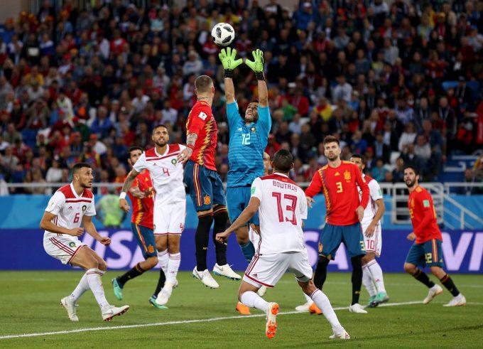 Fotbal - CM 2018: Selecţionerul Marocului acuză o posibilă 'mare greşeală de arbitraj'