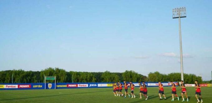 Fotbal: Chindriş, Dobre şi Drăguşin, indisponibili pentru stagiul naţionalei Under-23 în Spania