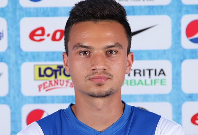 Fotbal: Cristian Ganea, în vizorul echipei Athletic Bilbao