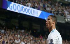 Fotbal: Cristiano Ronaldo a ajuns la 108 goluri marcate în Liga Campionilor