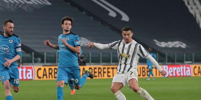 Fotbal: Cristiano Ronaldo a ajuns la 767 de goluri în întreaga carieră, egalând totalul atribuit lui Pele