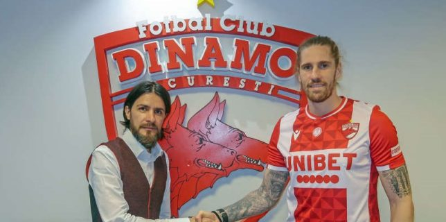 Fotbal: Dinamo l-a transferat pe fundaşul spaniol Raul Albentosa
