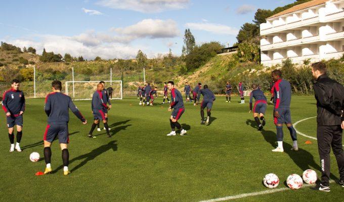 Fotbal: FC Hermannstadt, la prima victorie înregistrată în cantonamentul din Spania