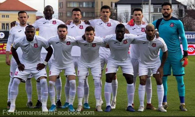Fotbal: FC Hermannstadt va efectua un stagiu de pregătire în Spania, la Marbella