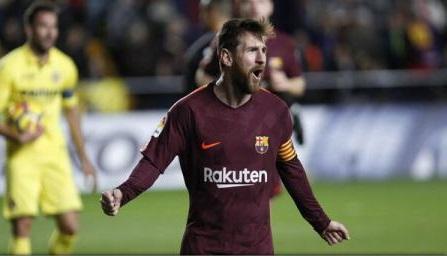 Fotbal: Lionel Messi l-a egalat pe legendarul golgheter german Gerd Muller