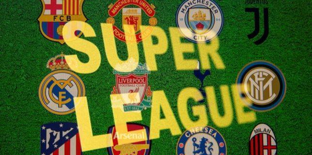 Fotbal: Presa europeană ia atitudine în faţa Super Ligii
