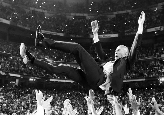 Fotbal: Presa spaniolă, 'în stare de şoc' după plecarea lui Zidane
