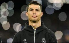 Fotbal: Tribunalul administrativ a respins recursul lui Ronaldo pentru suspendarea pe cinci meciuri